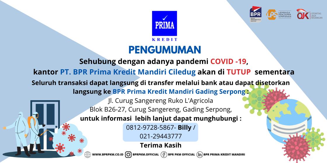 PT BPR Prima Kredit Mandiri